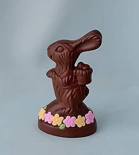 Ceramic Chocolate Bunny Easter Decoration
