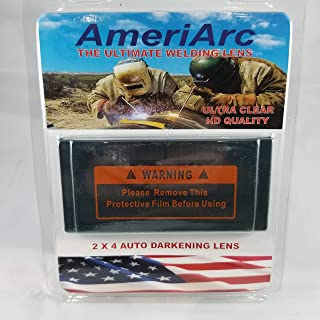 AmeriArc Auto-Darkening Welding Filter 2x4 - Shade 10