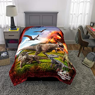 jurassic world bed set