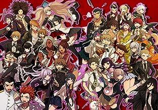 "NewBrightBase Danganronpa Anime Manga Fabric Cloth Rolled Wall Poster Print 17""x13""(44cmx33cm) B"