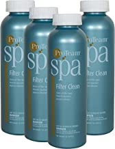 ProTeam Spa Filter Clean (1 pt) (4 Pack)