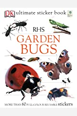 RHS Garden Bugs Ultimate Sticker Book (Ultimate Stickers) Paperback