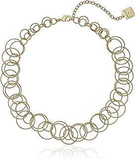 Anne Klein Circle Around Open Link Necklace