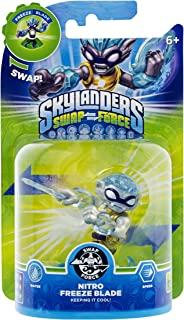 Skylanders Swap Force - Single Character - Swap Force - Nitro Freeze Blade (Exclusive Edition!) Xbox, Pc, Playstation, Nintendo