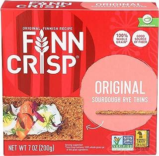 Finn Crisp Crispbread, Original, 7 Ounce (Pack of 9)
