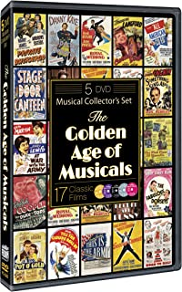 The Golden Age of Musicals Collector's Set