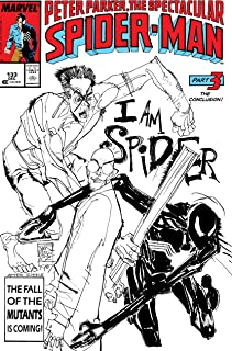 Peter Parker, The Spectacular Spider-Man (1976-1998) #133