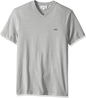 Lacoste Men's S/S Striped Jersey Raye T-Shirt Regular Fit