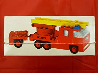 Lego 1970's Vintage 640 Fire Truck