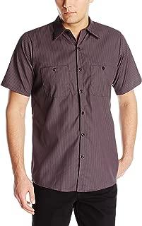 Red Kap Men's Short Sleeve Performance Tech Shirt