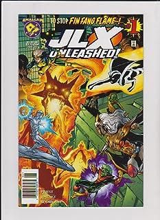 JLX Unleashed #1 (Amalgam)