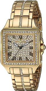 Christian Van Sant Women's Splendeur Quartz Watch with Stainless-Steel Strap, Gold, 16 (Model: CV4621)