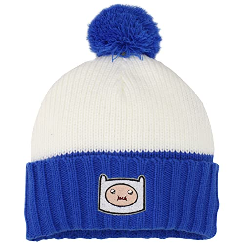 cf1db335a13 Adventure Time Men s Finn Cuff Beanie