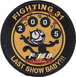 VF-31 Patch Tomcat Last Show Baby!!!