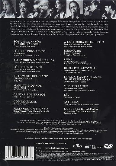 Ana Belen / Manuel Victor - Mucho Mas Que Dos [USA] [DVD ...