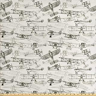Best vintage airplane fabric Reviews