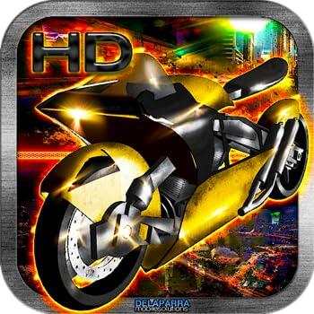 A MOTORCYCLE TOP RACE  Harlem Soul Shake