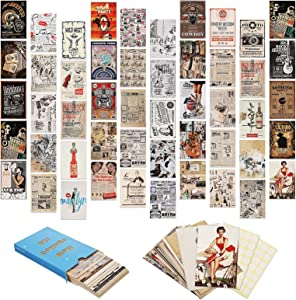 Wall Collage Kit, Aesthetic Pictures for Wall Collage, 4x6