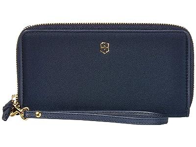Victorinox Victoria 2.0 Smartphone Wallet (Deep Lake) Handbags