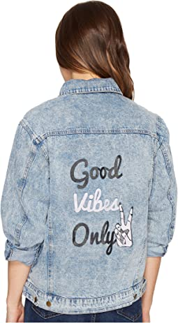 Brigitte Bailey - Galiot Denim Jacket