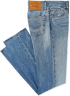Levi's Men's Ljeans Levi's Slim Fit Jeans for Men - Light Blue