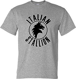 Italian Stallion Rock Movie Boxing Gym Training T-Shirt