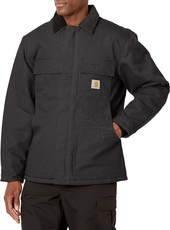 Carhartt mens Big & Tall Arctic Quilt Lined Duck Traditional Coat C003