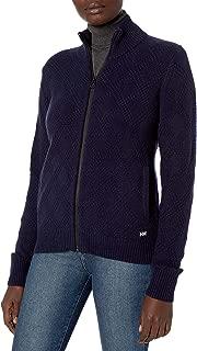 Helly Hansen Siren Classic Wool-Blend Full Zip Knit Jacket