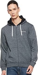 Champion Mens 213179 KJ002WBJM Full Zip Sweatshirt 213179 KJ002WBJM