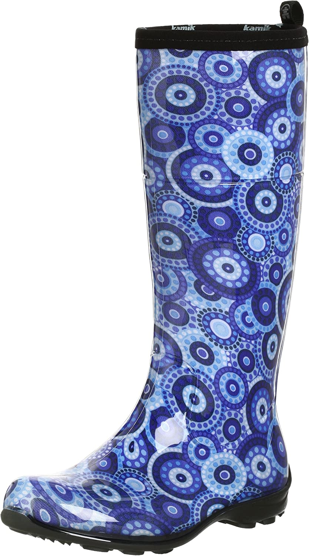 Kamik Women's New product!! Popular product Mazy Rain Boot