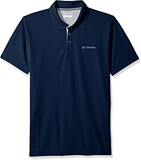 Columbia Men's Utilizer Polo, Sun Protection, Breathable