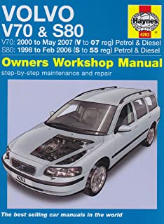 volvo s80 service manual