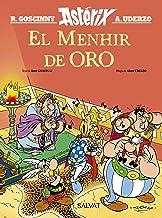 El Menhir de Oro (Astérix) (Spanish Edition)