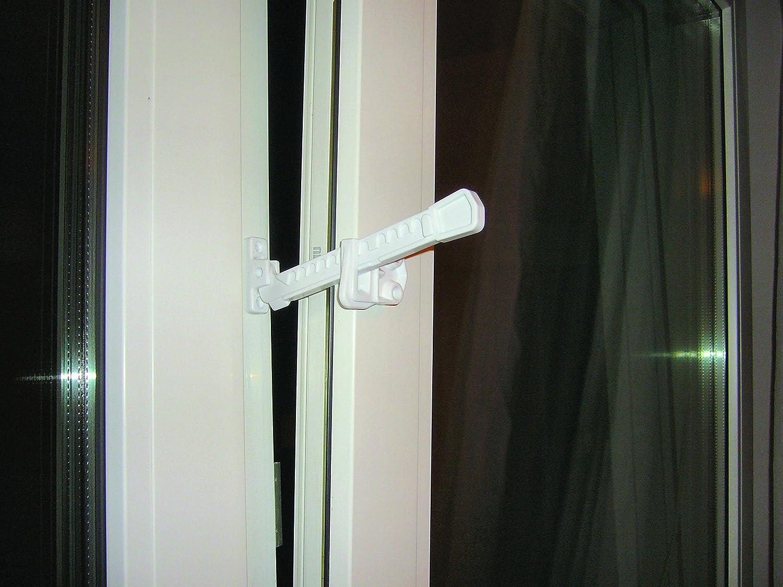 Opening Inwards Dreambaby G167 Window Stopper Window Holder Opening Restrictor Window Rocker Regulator