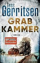 Grabkammer: Ein Rizzoli-&-Isles-Thriller (Rizzoli-&-Isles-Serie 7) (German Edition)
