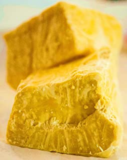Organic Raw Unrefined Shea Butter Ghana Africa Pure (5 Pounds)
