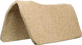 Weaver Leather 35-2705-1/2 Contoured Felt Saddle Pad Liner