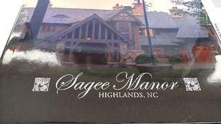 SAGEE MANOR HIGHLANDS NC