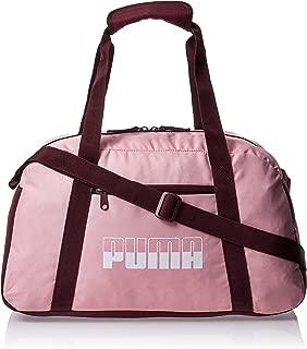 Puma Plus Sports Bag Ii Vineyard Wine-br Purple Bag For Unisex, Size One Size