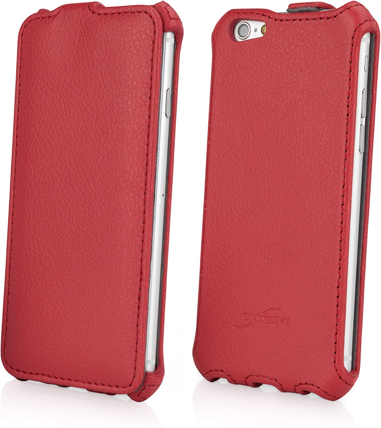 Case for iPhone 6 by BoxWave Fashionable - Leather Bon with Ranking TOP3 Flip