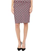 Kate Spade New York - Flying Kites Pencil Skirt