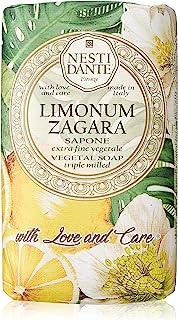 Nesti Dante Triple Milled Vegetal Soap With Love & Care - Limonum Zagara 250g/8.8oz