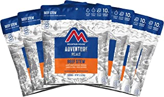 Mountain House Beef Stew | Freeze Dried Backpacking & Camping Food | 6-Pack | Gluten-Free