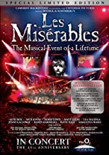 les miserables 25th anniversary edition