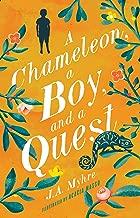 A Chameleon, A Boy, and A Quest (The Rwendigo Tales Book 1)