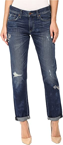 Lucky Brand - Sienna Slim Boyfriend in Dark Sky