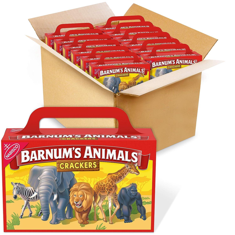 Barnum's Original Luxury goods Animal Crackers 12 - Boxes oz OF Ranking TOP13 4 2.13 SET