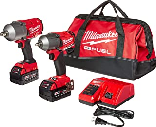 Best milwaukee impact wrench combo Reviews