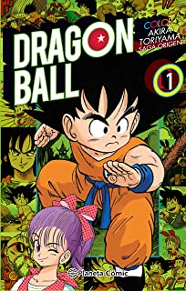 Dragon Ball Color Origen y Red Ribbon nº 01/08 (Manga Shonen)