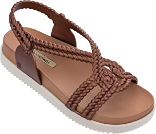 Melissa Shoes Women's Cosmic Sandal + Salinas